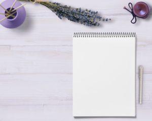 ノート、言葉、文章、リスナーノーツ